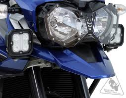 denali auxiliary light mount for triumph tiger explorer xcx xca
