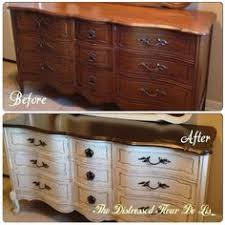 Painting French Provincial Bedroom Furniture by Painted French Provincial Triple Dresser Accented With Modern
