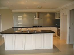 White Cabinet Kitchen by White Cabinet Door Design