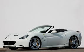 Ferrari California Convertible - novitec rosso retrofits the ferrari california
