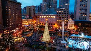 san francisco tree lighting 2017 christmas tree lighting union square san francisco 2013 youtube