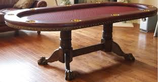 Custom Poker Tables Wonderful Inspiration Dining Poker Table All Dining Room