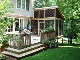 Patio Deck Ideas Backyard Ground Level Patio Deck Ideas Home Design Ideas Ground Level