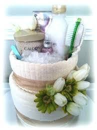 spa basket ideas spa basket ideas bath towel gift basket spa towel cakes by on gift