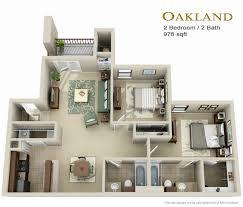 Luxury Apartment Floor Plans Apartments In Sherman Tx The Bridges On Travis Floorplans