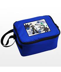 personalised too cool boy lunch box just for gifts