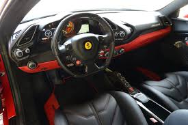ferrari custom interior ferrari 488 gtb first review pictures ferrari 488 gtb front