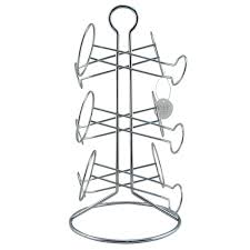 metal wine rack 6 bottles cuban crafters