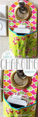 19 diy charging stations power up your life