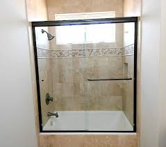 38 Shower Door Impressive 38 Frameless Shower Doors Martin Door With Regard To