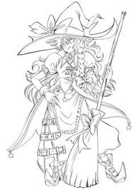witch coloring pages printable for kids coloring pages