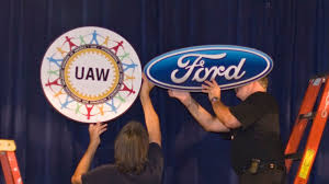 ford dearborn truck plant phone number ford worker files for uaw dues refund stirs right to work debate