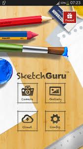 sketch guru program do nanoszenia kolorowych i czarno białych