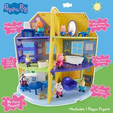 peppa pig family playset peppa pig uk