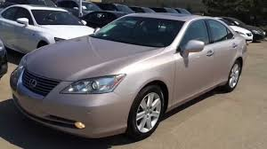 2008 lexus es 350 review pre owned grey moon shell mica 2007 lexus es 350 review