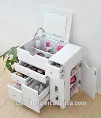 Make Up Dressers Solid Wood Makeup Ark Dresser Solid Wood Cabinets With Mobile