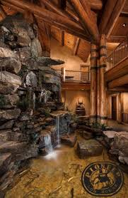 Interior Log Home Pictures 2841 Best Cabins Images On Pinterest Log Cabins Cabin Homes And