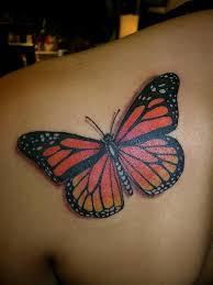 what can butterfly tattoos feature