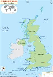 Map England by Uk Beaches Map Best Beaches In The United Kingdom