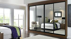 Closet Mirrored Doors Closet Mirror Closet Doors For Bedrooms The Various Fabulous