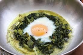 cuisiner la vieille pandjar nid blettes aux oeufs festin quotidien