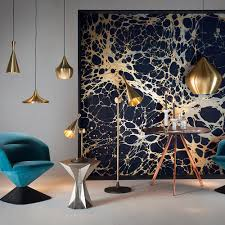 Tom Dixon Pendant Lights by Buy Tom Dixon Beat Pendant Light Wide Black Amara