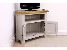 light wood corner tv stand light grey painted corner tv stand oak city