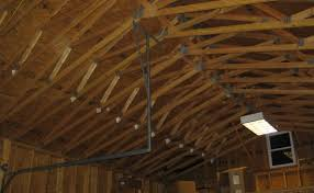 roof alluring gambrel garage plans awesome insulating garage