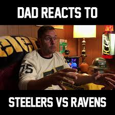 Ravens Steelers Memes - pittsburgh dad is antonio brown wearing camouflage