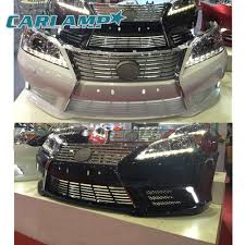 lexus es 350 for sale 2012 front bumper for lexus es350 2007 2012 es 350 with led headlights