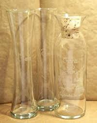 Sand Vase Amazon Com Unity Sand Ceremony Shadow Box With Side Vases Home
