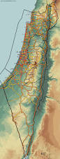 Map Israel Country Maps Israel