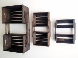 25 creative diy project ideas from old crates project ideas
