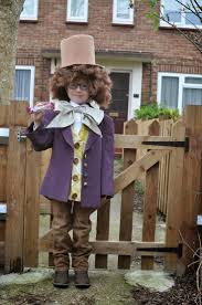 world book day willy wonka costume by claire mackaness www