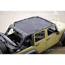 wrangler jeep 4 door black rugged ridge 13579 05 eclipse sun shade black 4 door 07 15 jeep