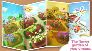 colorful flower gardens baby panda u0027s flower garden android apps on google play