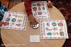 printable christmas bingo cards pictures christmas bingo game free printable gift of curiosity
