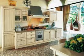 cool colorful wall mounted kitchen cabinets features built in
