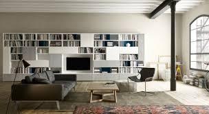 libreria tv libreria con spazio tv 3 idee per soggiorni grandi e piccoli