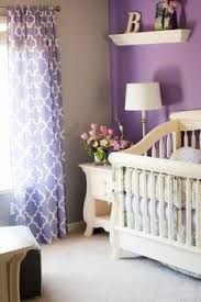Lilac Nursery Curtains Butterfly Curtain Panels Nursery Decor Pinterest Nursery