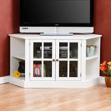 Glass Tv Cabinet Designs For Living Room 2016 Corner Tv Stand Glass Doors Image Collections Glass Door