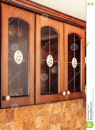 solid wood kitchen furniture solid wood kitchen furniture interior details stock photo image
