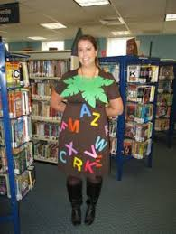 book character dress up day as chicka chicka boom boom i had so