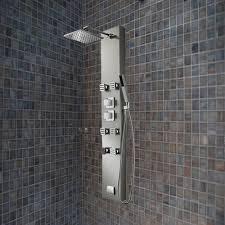 Bathroom Shower Panels Best Shower Panel 2018 10 Reviews Of Bathroom Shower Towers