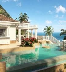 Caribbean House Plans Caribbean House Plans Caribbean Style Architecture Stock Floor