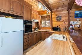 kitchen rustic kitchen gray box ceiling one wall kitchen island