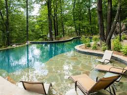 Backyard Landscaping With Pool by Best 25 Pool Waterfall Ideas On Pinterest Grotto Pool Outdoor