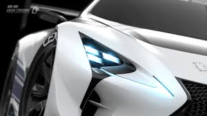 lexus lf lc play station gt6 update 1 17 released brings lexus u0026 alpine vision gt cars