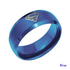superman wedding band superman wedding band ebay