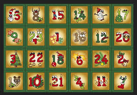 christmas advent calendar are you ready for our christmas advent calendar workouts